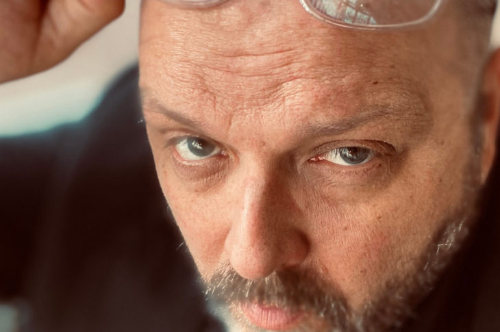 Foto Matthias Hecht, Schauspieler und Podcaster